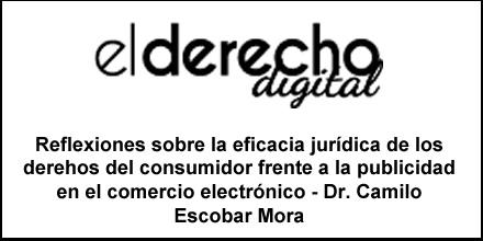 Artículo de nuestro Fundador publicado en El Derecho Digital
